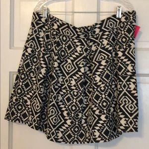 NWT Xhilaration XXL mini-skirt